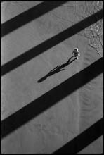 102_baby walks shadow
