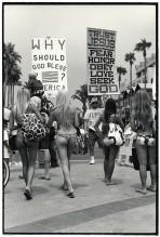 102_Bikini girls Religious sign HB